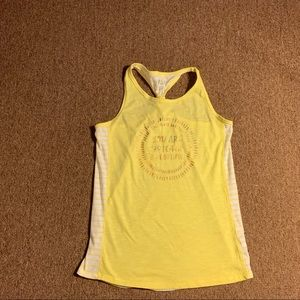 Circo Girls Tank Top Knotted Racerback